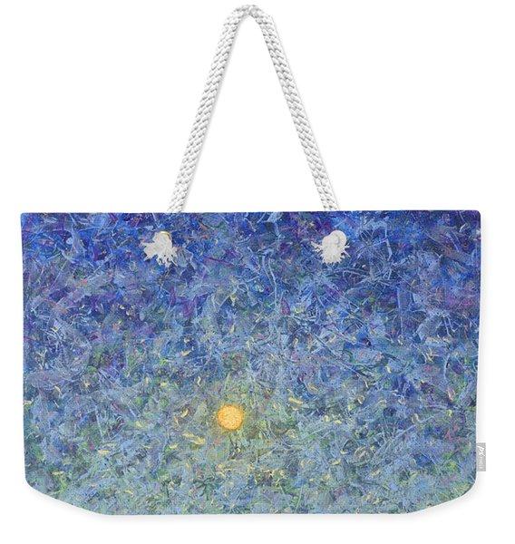 Cornbread Moon Weekender Tote Bag