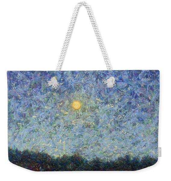 Cornbread Moon - Square Weekender Tote Bag