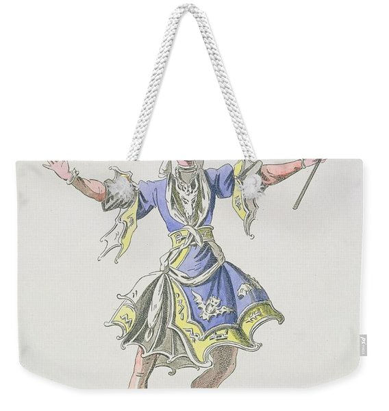 Costume Design For The Magician Weekender Tote Bag