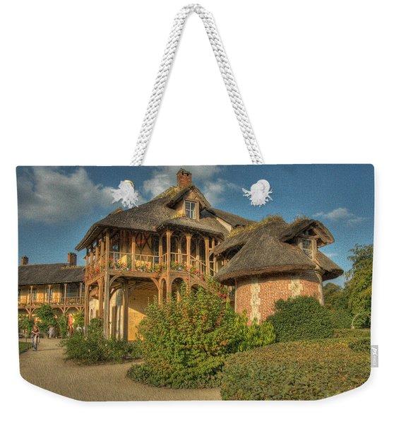 Cottage Versailles Weekender Tote Bag