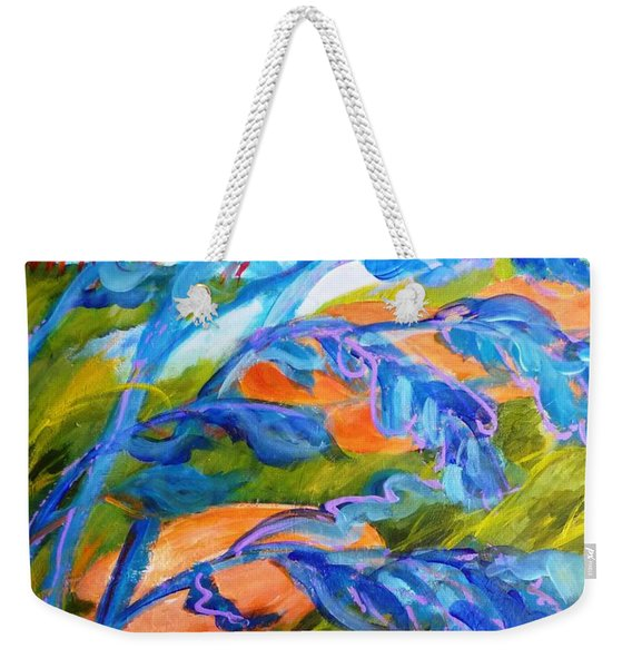 Count The Wind Weekender Tote Bag