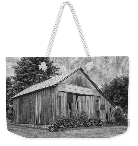 Country Barn Weekender Tote Bag