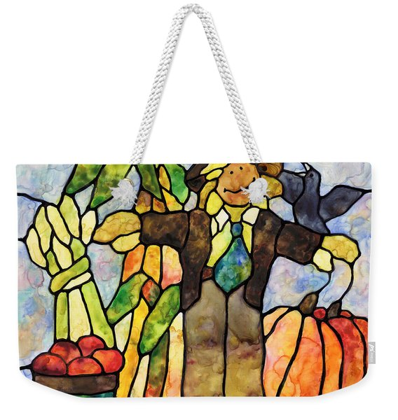 Country Fall Weekender Tote Bag