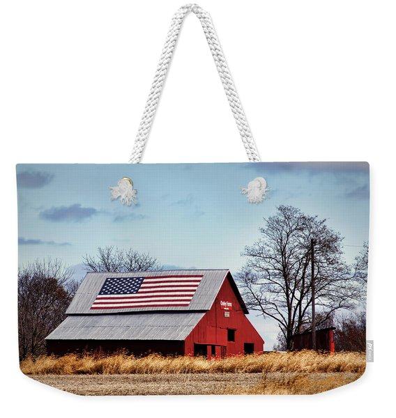 Country Pride Weekender Tote Bag