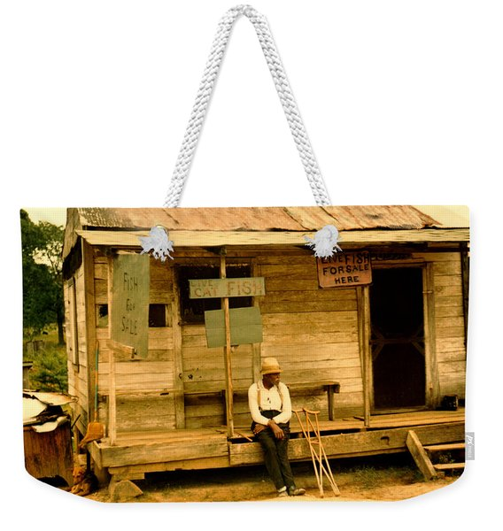 Country Store Natchitoches Louisiana Weekender Tote Bag
