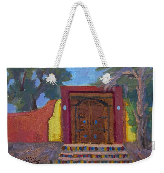 Cove Doorway 2 Weekender Tote Bag