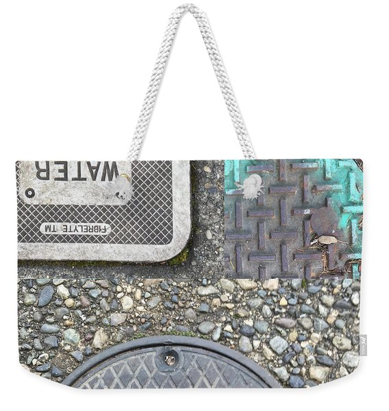 Covers 2 Weekender Tote Bag