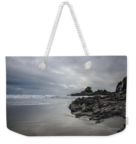 Cox Bay Afternoon  Weekender Tote Bag
