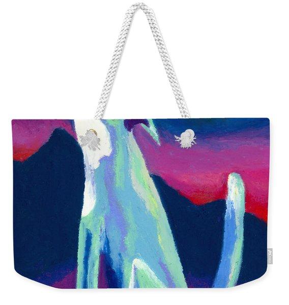 Coyote Azul Weekender Tote Bag