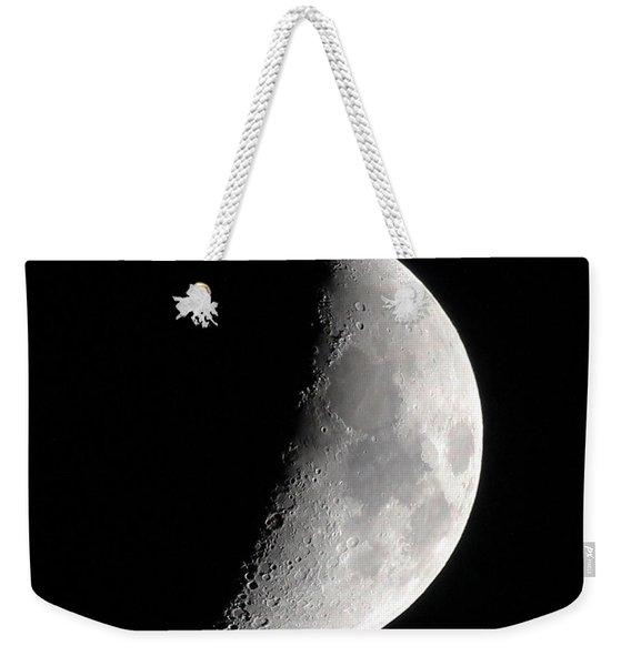 Craters Weekender Tote Bag