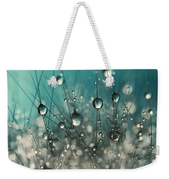 Crazy Cactus Sparkles Weekender Tote Bag