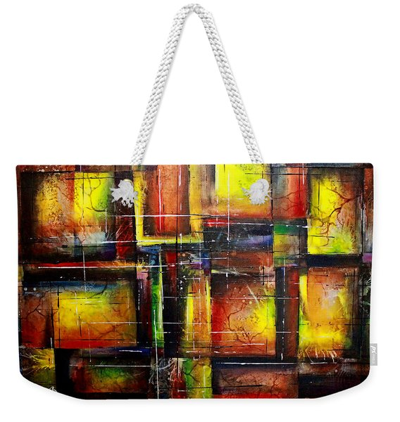 Creation Weekender Tote Bag