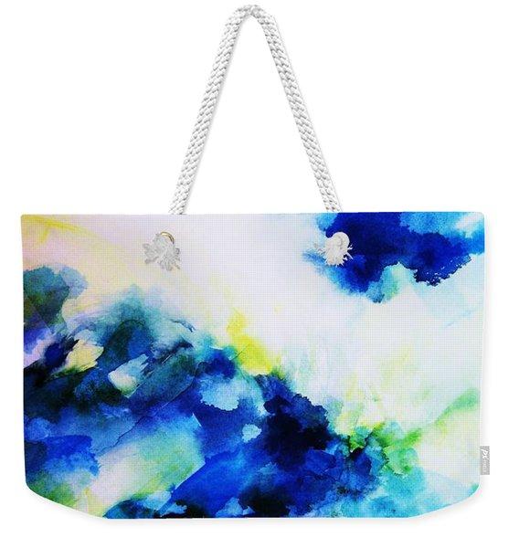 Creative Forces  Weekender Tote Bag