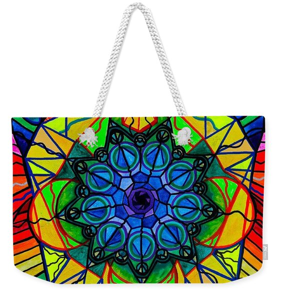 Creativity Weekender Tote Bag