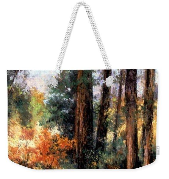 Creekside No 2 Weekender Tote Bag