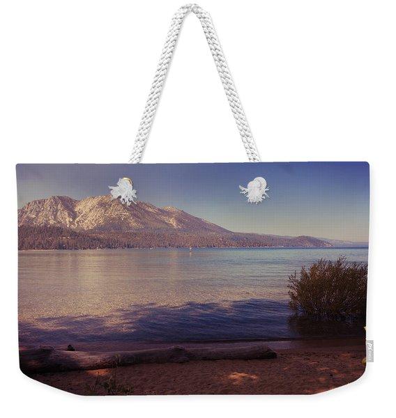 Crisp And Clear Weekender Tote Bag