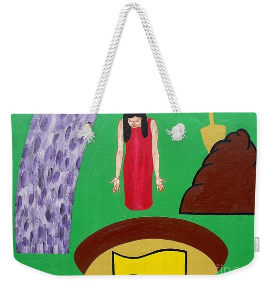 Crock Of Gold Weekender Tote Bag