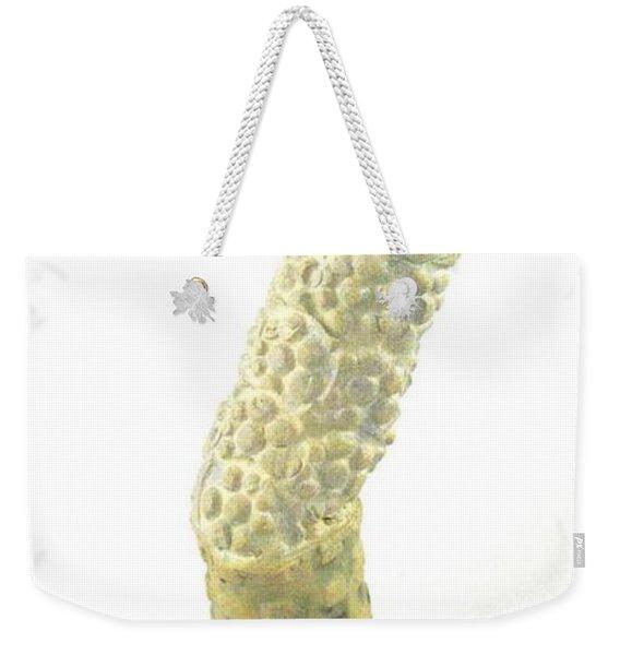Crooked Weekender Tote Bag