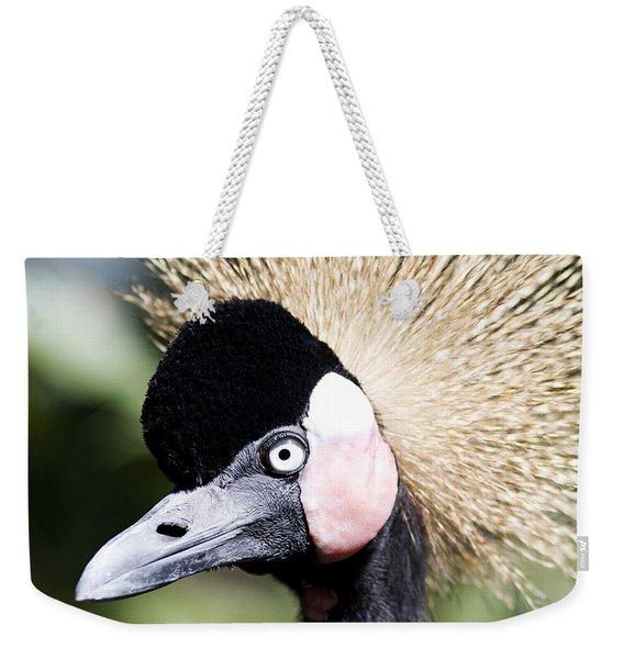 Crowned Heron 2 Weekender Tote Bag