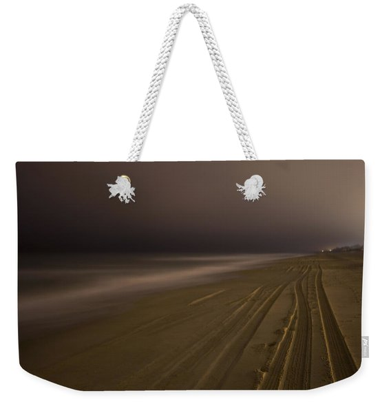Crystal Coast Evening Weekender Tote Bag