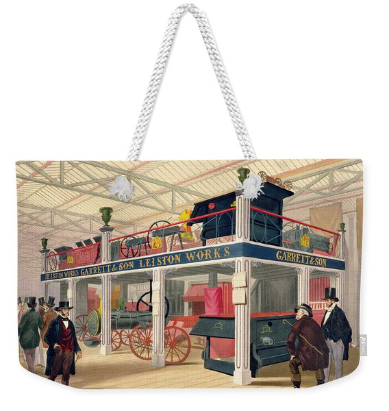 Crystal Palace, The Agricultural Court Weekender Tote Bag