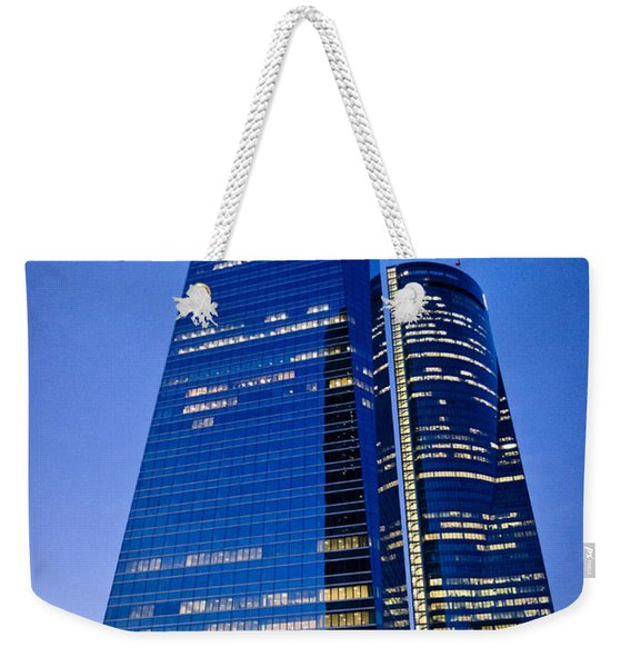 Cuatro Torres Business Area Weekender Tote Bag