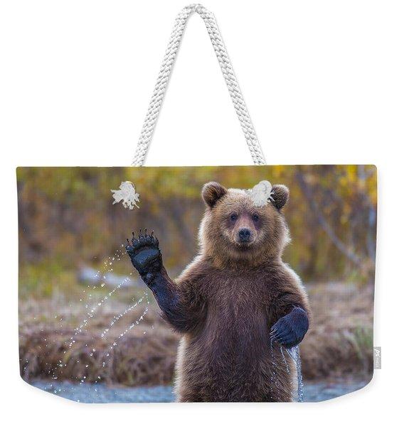 Cub Scouts Honor  Weekender Tote Bag