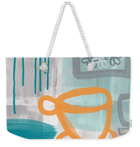 Cup Of Happiness Weekender Tote Bag