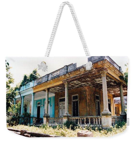 Curbside Appeal Weekender Tote Bag