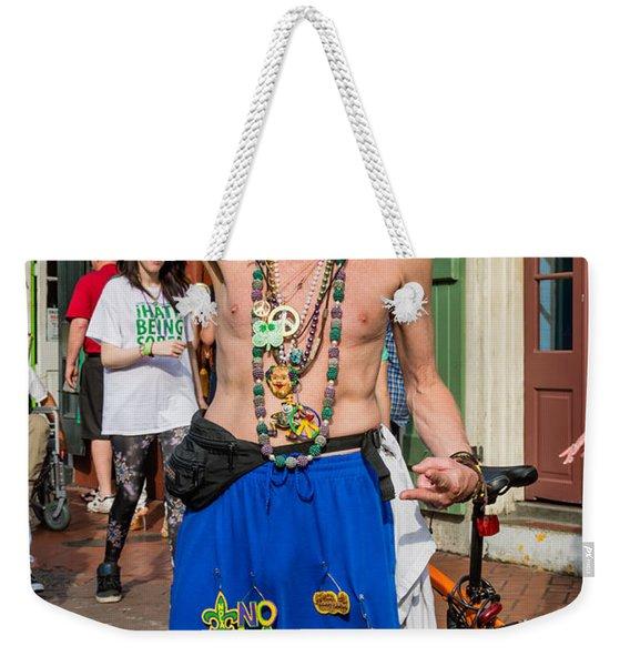 Curt Weekender Tote Bag