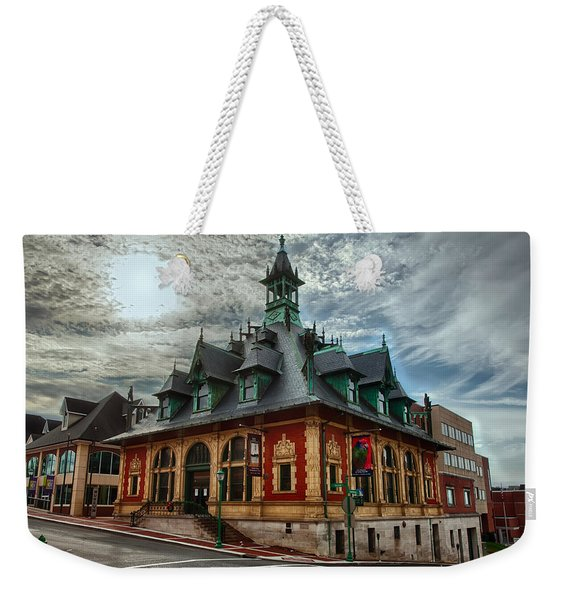 Customs House Museum Weekender Tote Bag