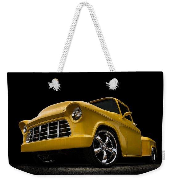 Cut '55 Weekender Tote Bag
