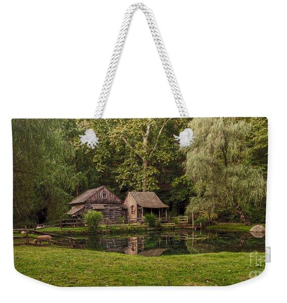 Cuttalossa In Summer II Weekender Tote Bag