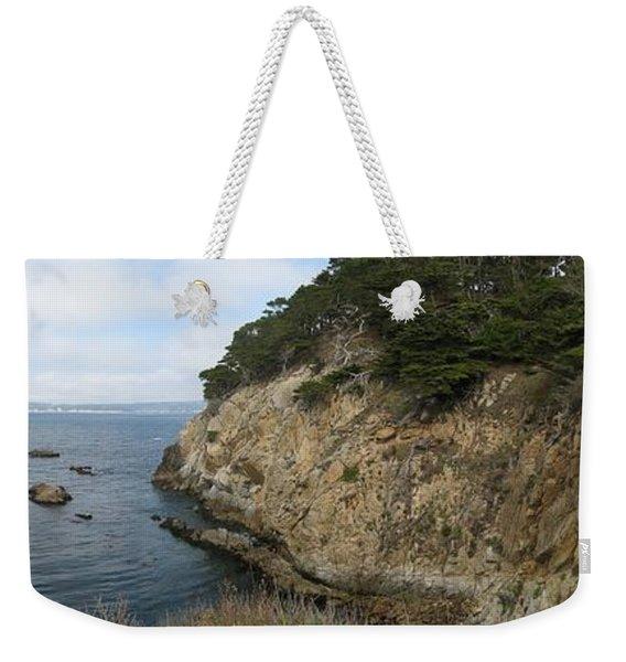 Cypress Cove Panorama Weekender Tote Bag
