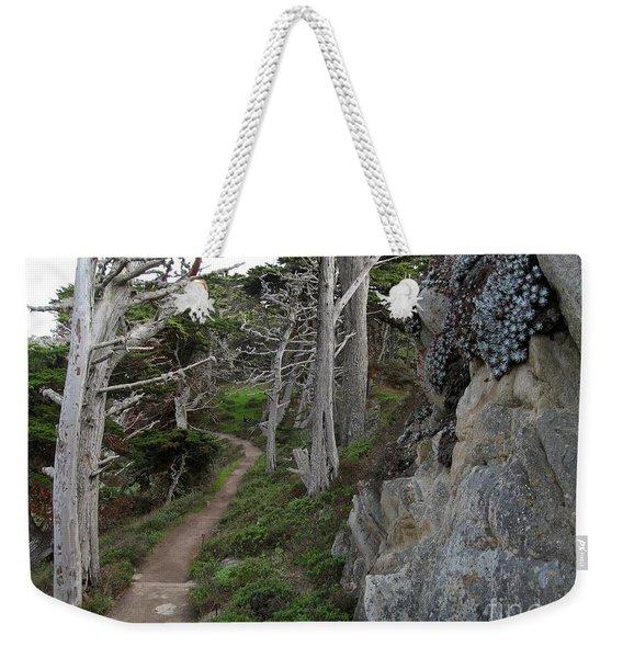 Cypress Grove Trail Weekender Tote Bag