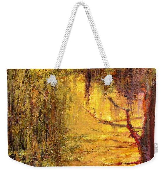 Cypress Weekender Tote Bag