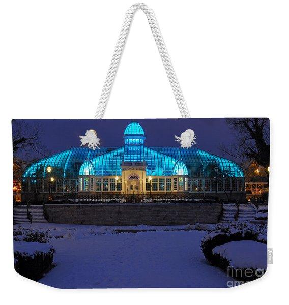 D5l-291 Franklin Park Conservatory Photo Weekender Tote Bag