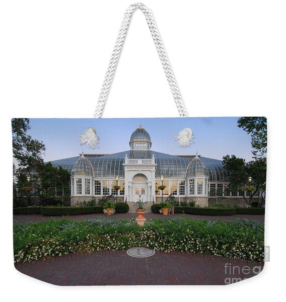 D5l-79 Franklin Park Conservatory Weekender Tote Bag
