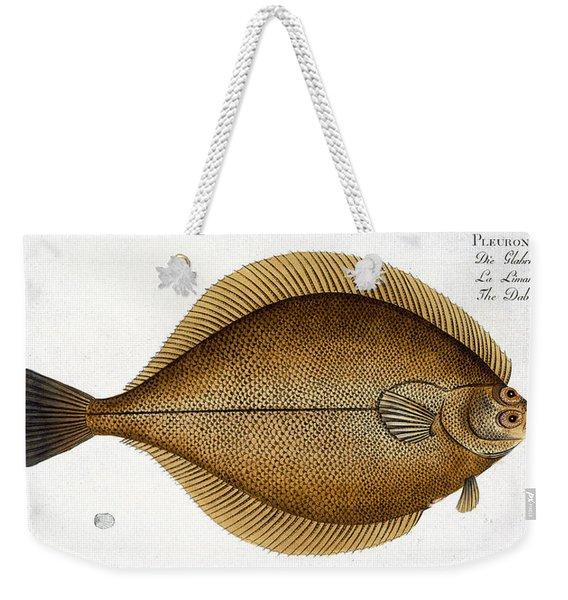 Dab Weekender Tote Bag