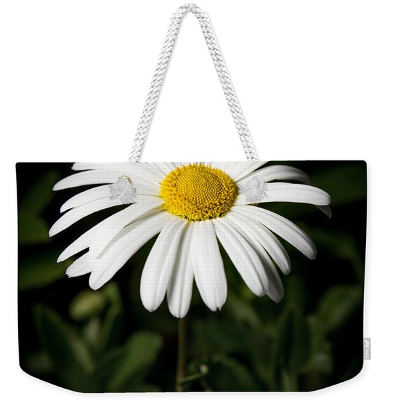 Daisy In The Garden Weekender Tote Bag