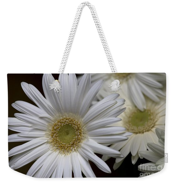 Daisy Photo Weekender Tote Bag