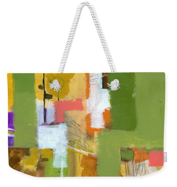 Dakota Street 5 Weekender Tote Bag