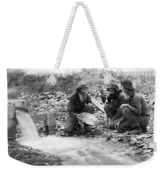 Dakota Territory Gold Miners Weekender Tote Bag