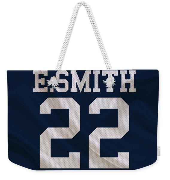 Dallas Cowboys Emmitt Smith Weekender Tote Bag