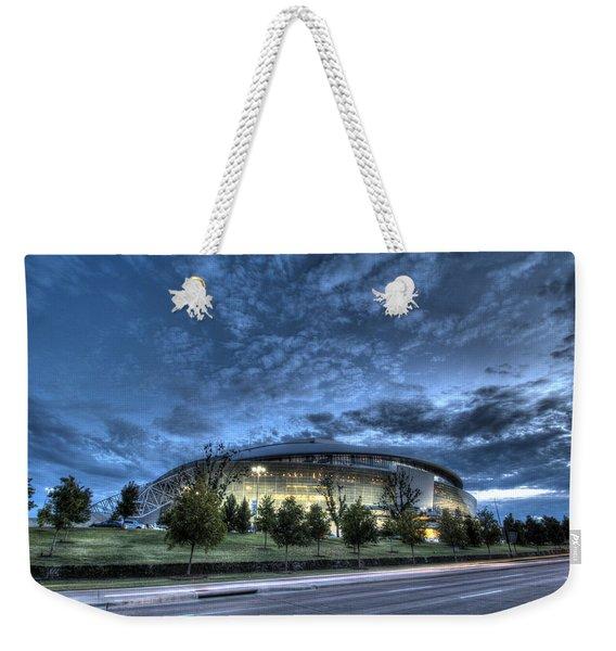Dallas Cowboys Stadium Weekender Tote Bag
