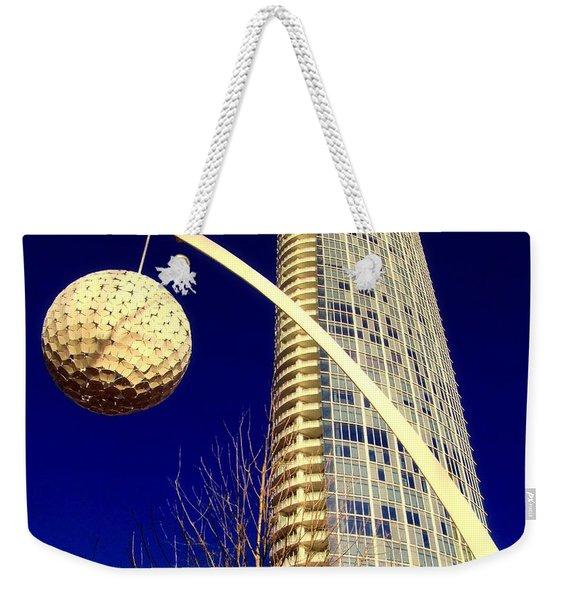Dallas Museum Tower Weekender Tote Bag