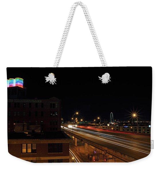 Dallas West End  Weekender Tote Bag