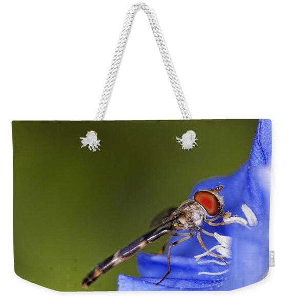 Damselfly 2 Weekender Tote Bag