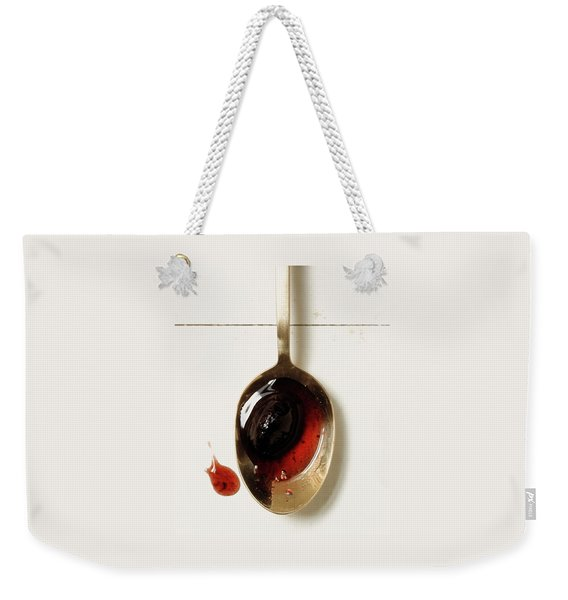 Damson Plum Relish Weekender Tote Bag