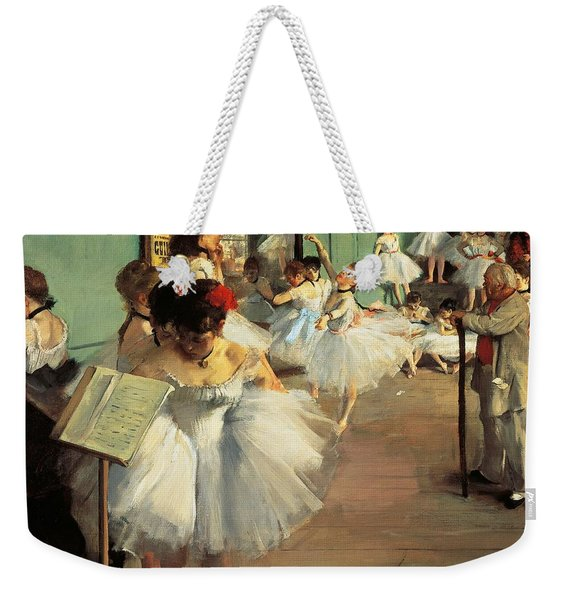 Dance Examination Weekender Tote Bag